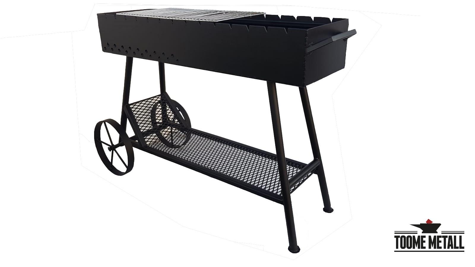 Ratastega grill